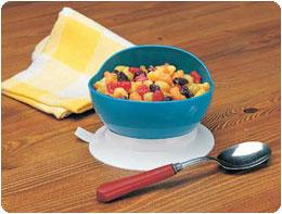 Scooper Bowl & Scooper Plate