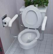 Toilet Safety Arm Support (Model 1810)