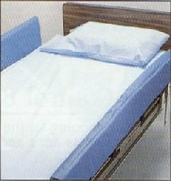 Cushion-Top Vinyl Bed Rail Pads (Models 401210, 401220, & 401230)