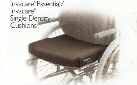 Invacare Absolute & Invacare Single-Density Cushion