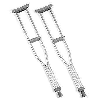 Quick-Change Crutches (Models 8115-J, 8115-A, & 8115-T)
