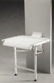 Wall-Mounted Shower Stool