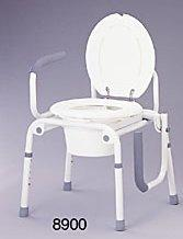Drop-Arm Commode (Model 8900)