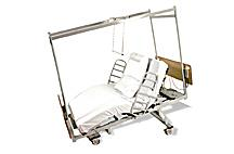 Bariatric Expanda-Bed Trapeze