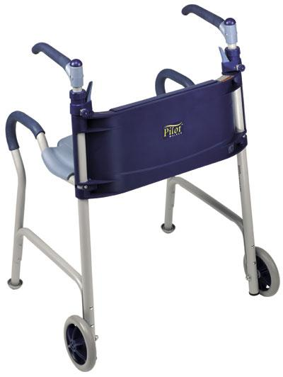 Pilot Wheeled Walker - Adult