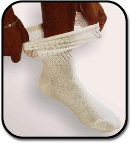 Oversize Care Socks (Model Mf400 )