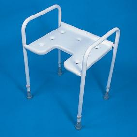 Bradgate Shower Stool (Model 125)