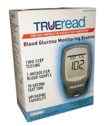 Trueread Blood Glucose Monioring System