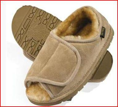 Australia Lined Sheepskin Slippers