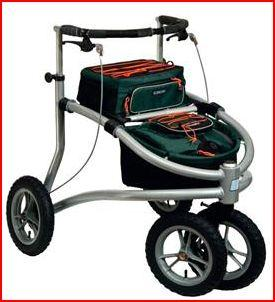 Trionic Trek All-Terrain Walker