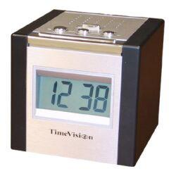 Timevision Talking Cube Clock / Alarm