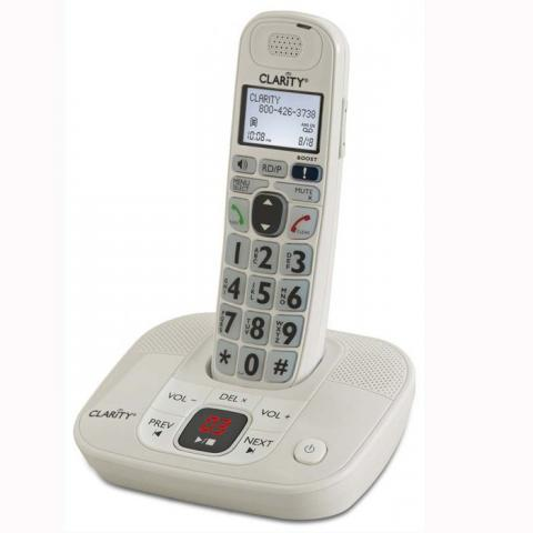 Clarity D714 Amplified Cordless Phone