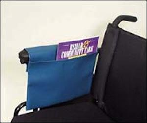 Wheelchair / Walker Pouch (Model 16C002)