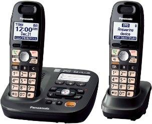 Digital Cordless Answering System (Model Kx-Tg6592T)