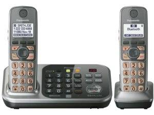 Link-To-Cell Bluetooth Cellular Convergence System (Model Kx-Tg7742S)