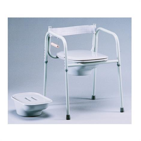 Grand Line Extra Large Steel Bariatric Commode
