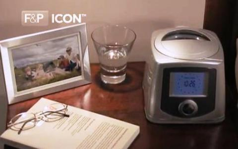 Fisher & Paykel ICON Premo CPAP Machine