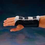 Rolyan Workhard D-Ring Leather Wrist Brace (Models A383-11 To A383-52)