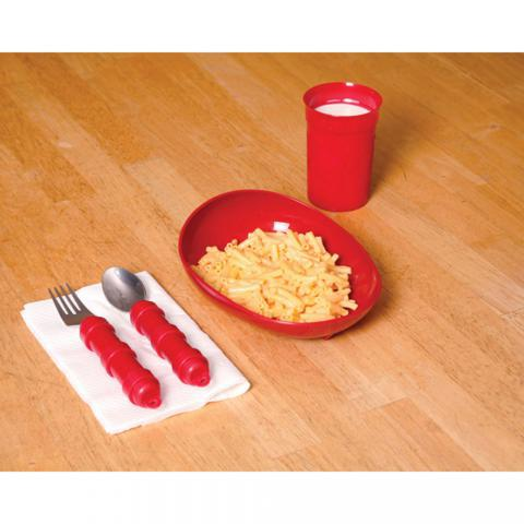 Redware Basic Tableware