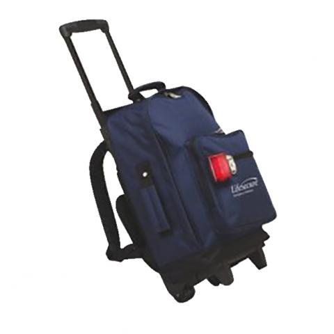 Easy-Roll Backpack with LED Safety Signal