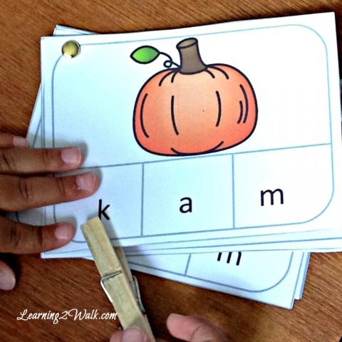 Preschool Letter Activities: Find the Letter