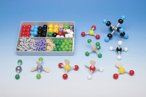 Molymod Molecular Geometry/VSEPR Model Kit