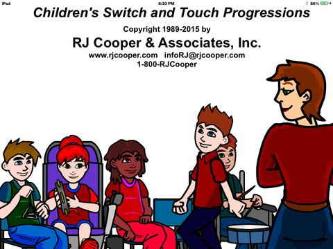 Children's Switch and Touch Progressions